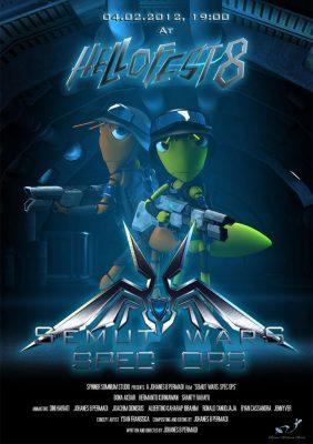 Finalis Hellofest 8: Semut Wars Speed Ops