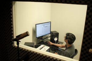 Audio Production Room