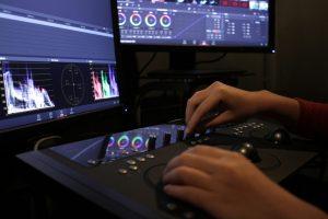 Online Editing Room