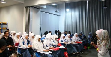 Kunjungan Pendidikan SMKN 2 Yogyakarta