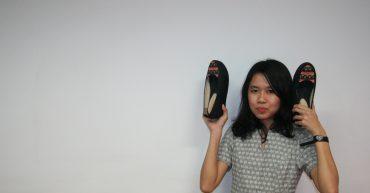 "Kae Aliya, Desainer Label Sepatu Pop Culture ""KEF Shoes"""