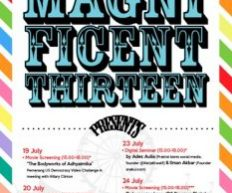 Magnificent Thirteen Graduation Show IDS | International Design School