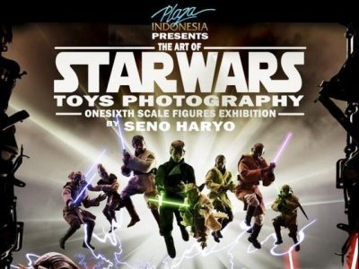 The Art of Star Wars Toys Photography: Onesixth Scale Figures Exhibition by Seno Haryo