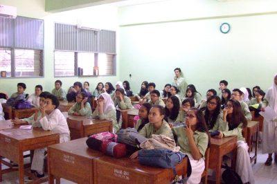 Storytelling for Film Seminar SMAN 60 JAKARTA