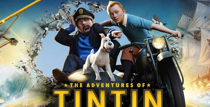 FIlm Animasi TinTin