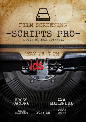 Film Screening Karya Erix Soekamti