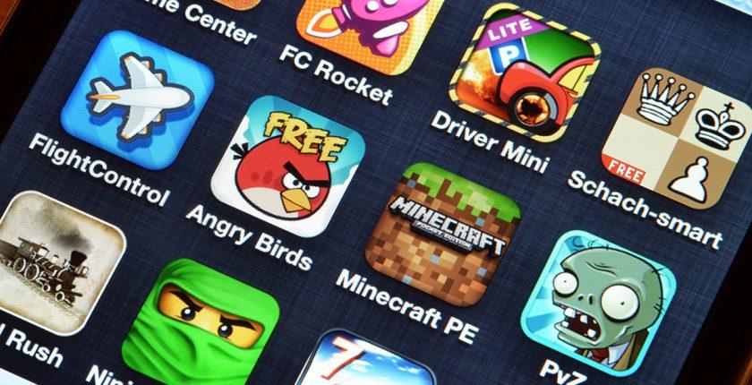 Apps Spiele Smartphone