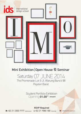 IMO : IDS Mini Exhibition & Open House