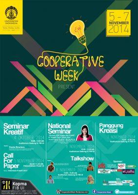 Talk Show di Cooperative Week 2014
