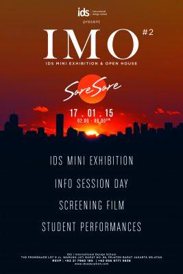 IMO #2 : IDS Mini Exhibition & Open House