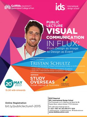 "IDS Public Lecture & Seminar ""Visual Communication in Flux: From Design as Image to Design as Event"""