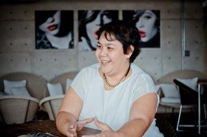 Zinnia Nizar-Sompie, Ketua Umum ADGI 2014-2016
