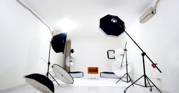 Peralatan Studio Foto