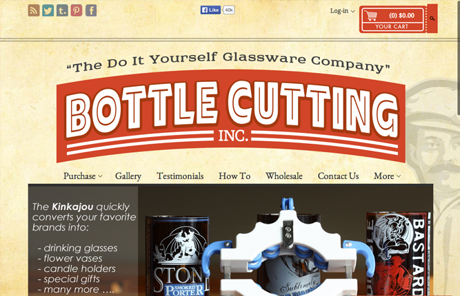 bottle-cutting
