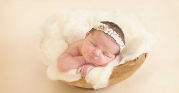 cara foto bayi baru lahir