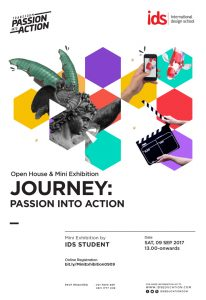 """Open House IDS: """"Journey: Passion Into Action"""""""