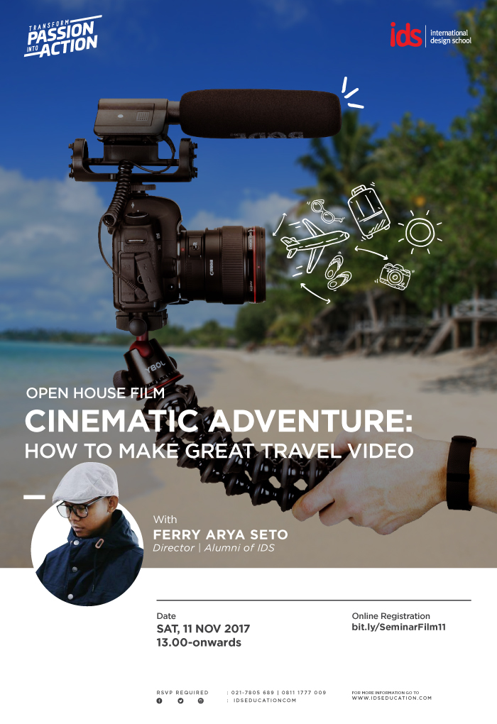 Open House IDS: Cinematic Adventure