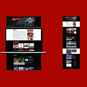Web design, Siti Fatima
