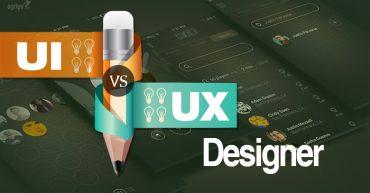 ui designer vs ux designer