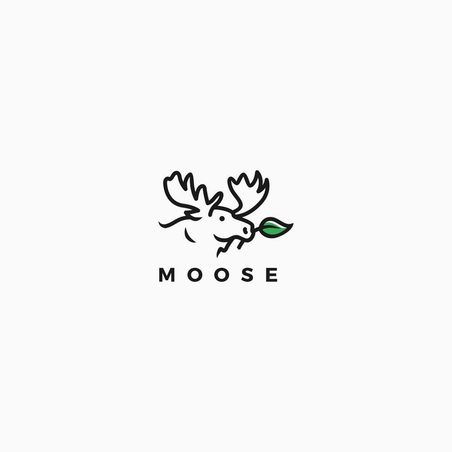 1 moose