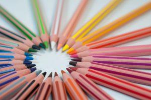 pastel pencil