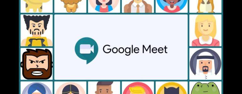 Ada Filter dan Animasi Baru dari Google Meet Nih, Bikin Video Conference Makin Keren!